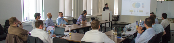 Techniker-Workshop am 23.6.2016 in Essen